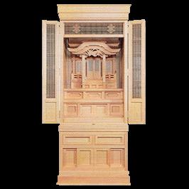 祖霊舎 №88 永寿22号(木曽ひのき)イメージ画像