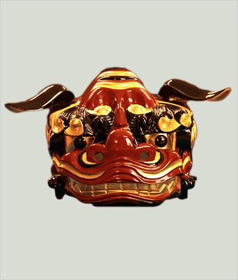 獅子頭 宇津(桐)のイメージ画像