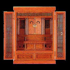 祖霊舎 №144 橘18号(新けやき)イメージ画像