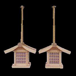 祖霊舎 №273 吊り春日燈籠イメージ画像